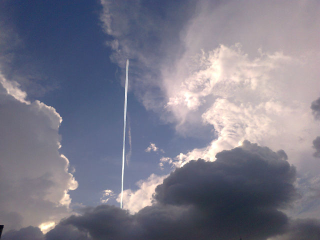 Хмари утворення хмар