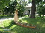 Фігура з дерева, місто Дубно