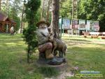 Рівненщина, музей лісу у Костопільському лісництві